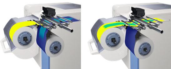 Epson SureLab SL-D3000 Модель с двумя рулонами