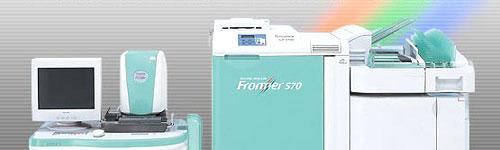 Digital Minilab Frontier 570 явилась продолжением популярной во всем мире серии цифровых фотолабораторий Frontier 330/340/350/355