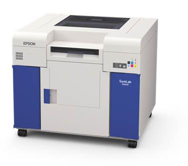 струйный фотопринтер Epson SURELAB SL-D3000